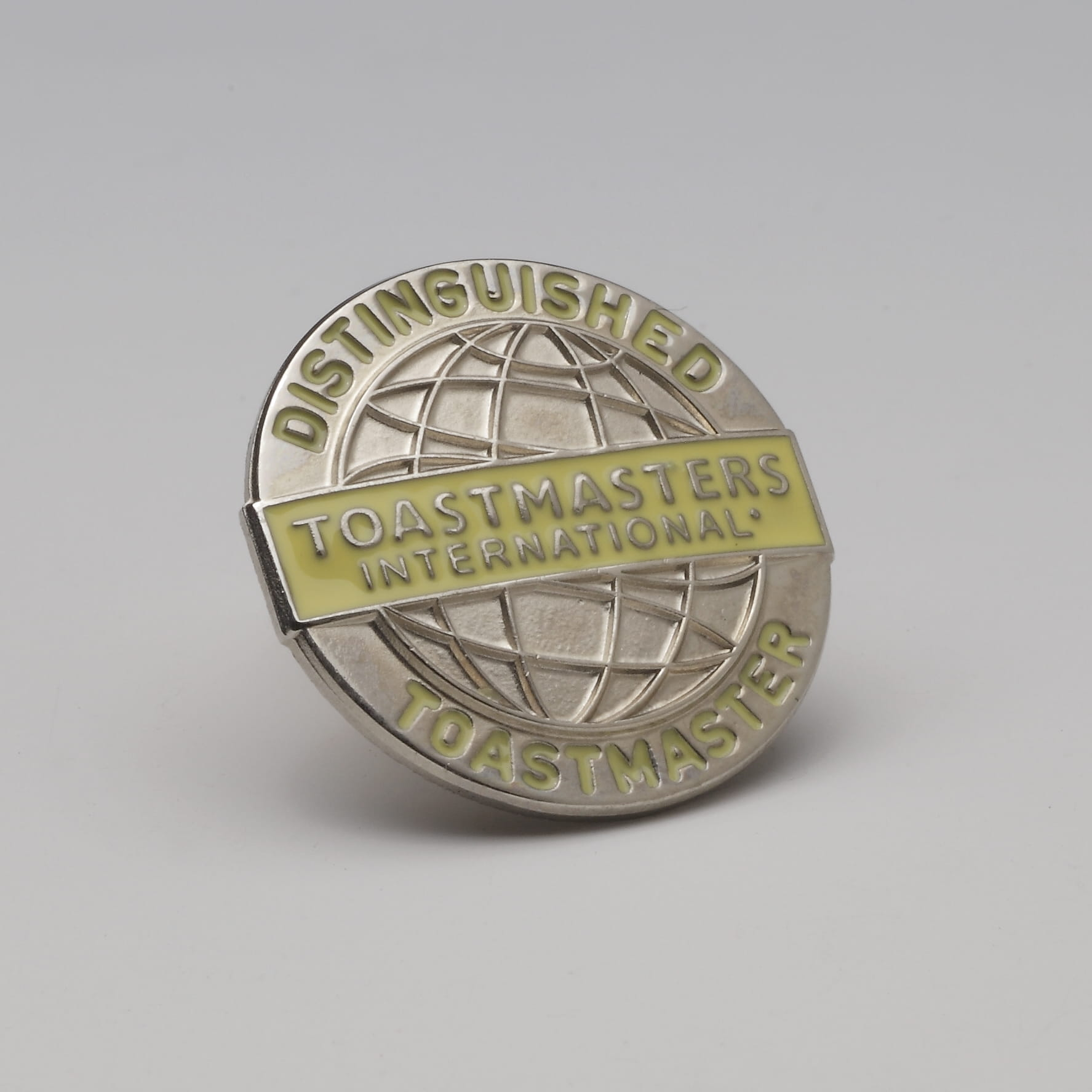 Distinguished Toastmaster pin